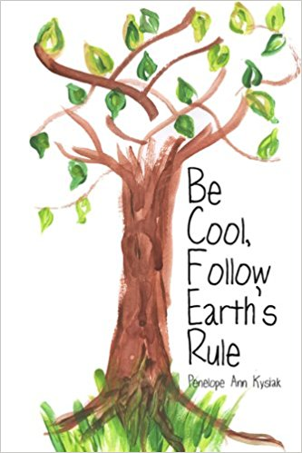 Need a children's Earth Day book? Be Cool, Follow Earth's Rule is a wonderful book to teach young kids the importance of caring for our planet.