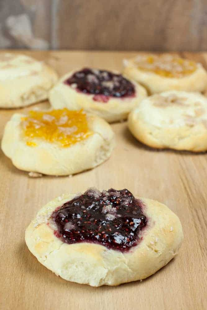 Easy Kolache Recipe for a Sweet OR Savory Treat!