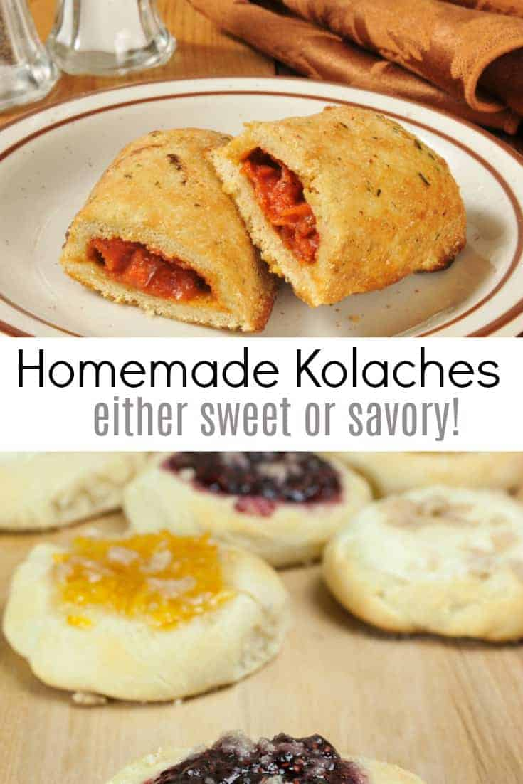Homemade Kolache Recipe