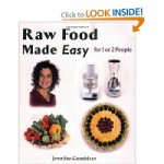 Raw Food Make Easy: Review and Giveaway