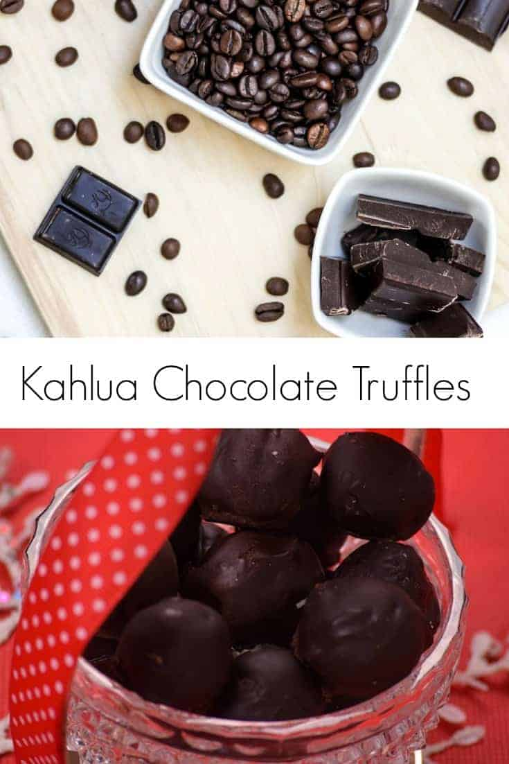 Kahlua Chocolate Truffle Recipe