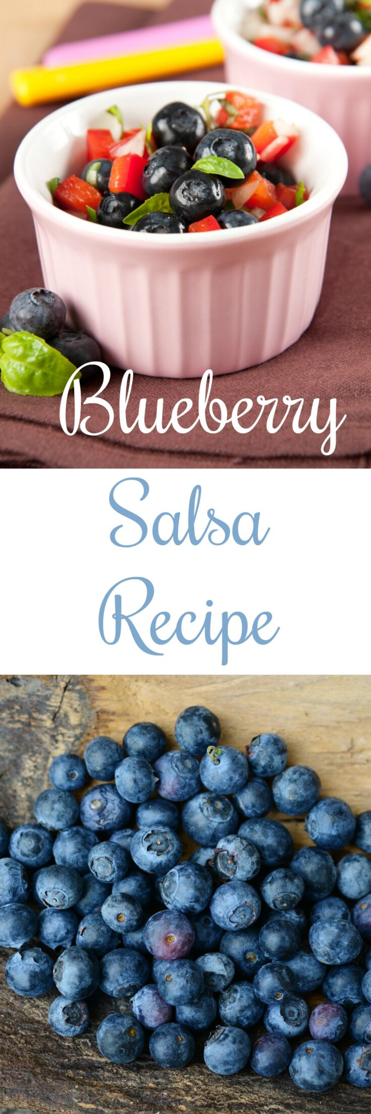 Blueberry Salsa Recipe for Healthier Snacking