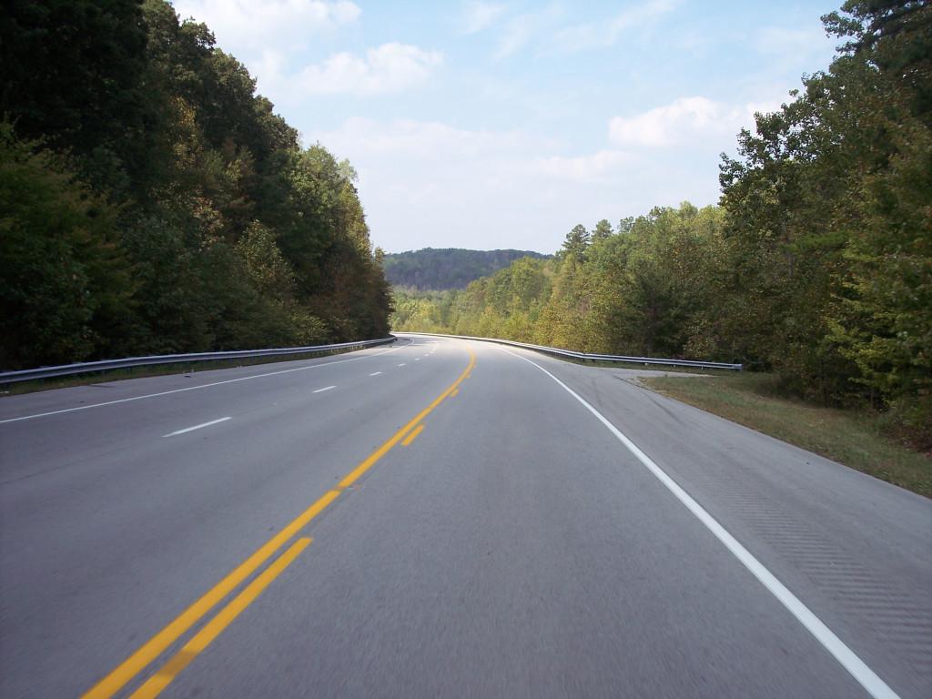 Asphalt or Concrete roads