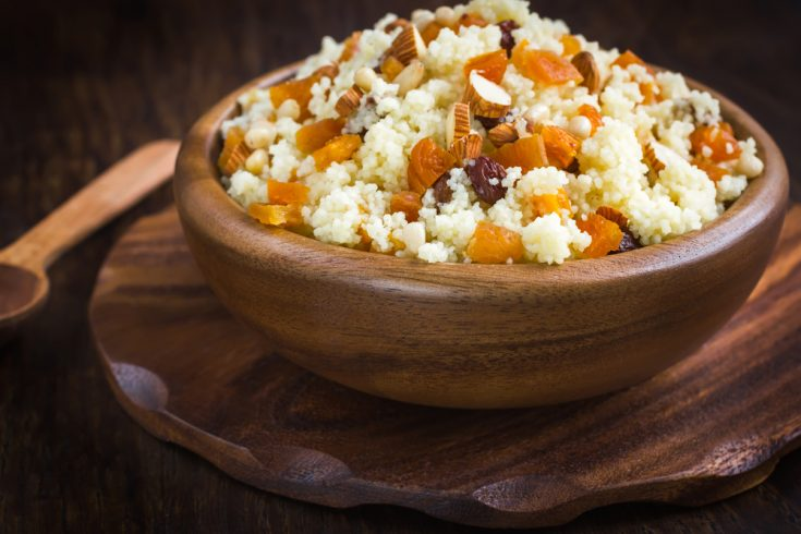 Sweet and Savory Couscous Recipe