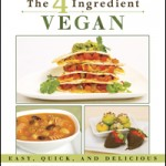 Book Review: The 4 Ingredient Vegan