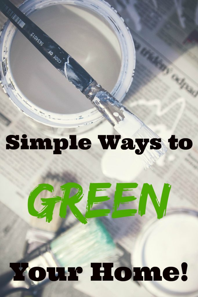 Greener Home Improvement Projects to Reduce Your Carbon Footprint