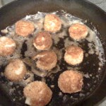 Recipe: Coconut Scallops
