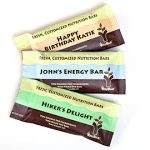 Giveaway and Discount Code: Youbars Customized Energy Bars