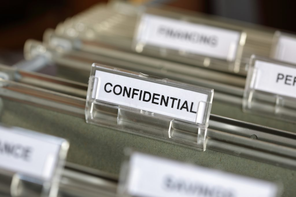 Spring Cleaning Your Office Don't Let It Lead to Identity Theft!