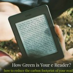 How Green is Your e Reader?