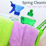 10 Cleaning Tips for Surviving Spring Allergies
