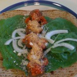 Montreal Meatball Wraps Recipe