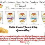 Giveaway: Michael Season's Kettle Cooked Potato Chips