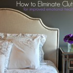How to Eliminate Clutter and Improve Emotional Health