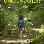 How to hike with kids and actually enjoy it!