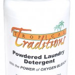 Giveaway: Tropical Traditions Powdered Laundry Detergent