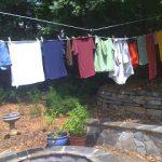 Flashing my panties to the neighbors