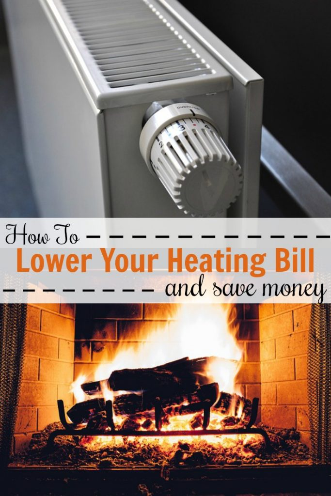 How to Lower Your Heating Bills and Save Money