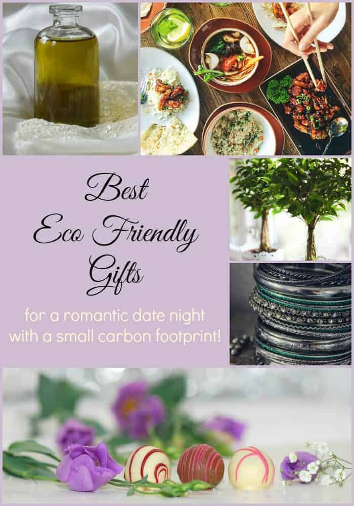 Best Eco Friendly Gifts for a Romantic Date Night