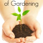 Mental Health Benefits of Gardening : Can playing in the dirt really make a girl happy?