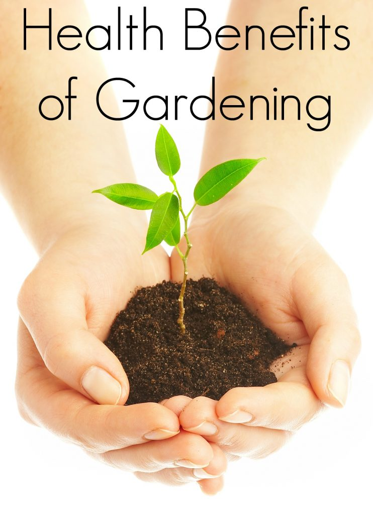 Mental Health Benefits Gardening: Can playing in the dirt really make a girl happy?