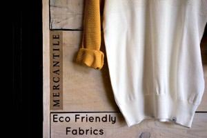 Eco Friendly Fabrics for a Smaller Carbon Footprint