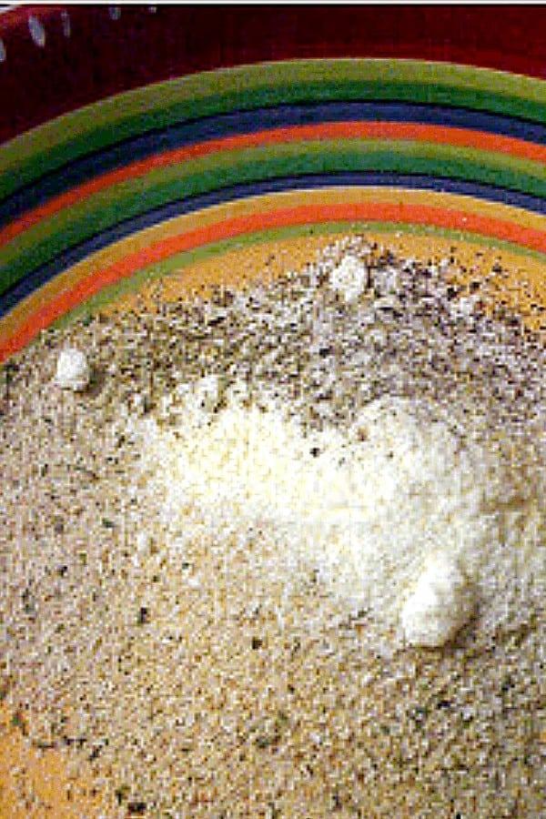 seasoned breadcrumbs recipe