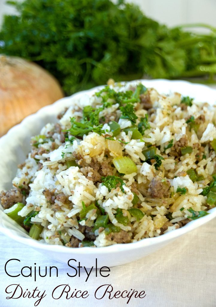 Cajun Style Dirty Rice Recipe Your Family Will Love