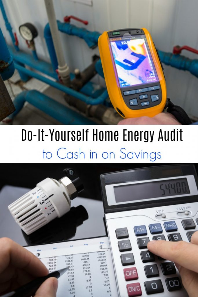 Do-It-Yourself Home Energy Audit to Cash in on Savings