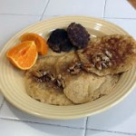 Skip the Drive-Thru and Try These Organic Whole Wheat Pancakes #scjgreenerchoices