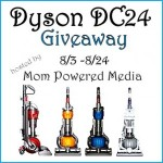 Free Blogger Event!  Dyson DC24 Cleaner Home Giveaway Event (sign up now!)