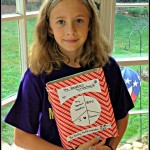 Make a Cereal Box Scrapbook of Your Summer Vacation! #SCJgreenerchoices