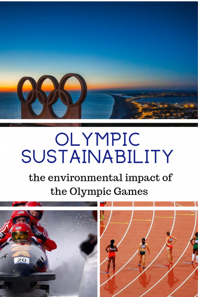 Olympic Sustainability and the Environmental Impact of the Olympic Games