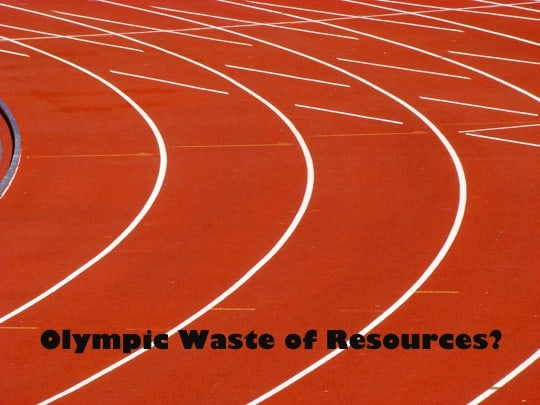 green olympics