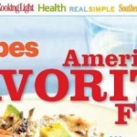 Cookbook Give Away:  America's Favorite Food by MyRecipes.com