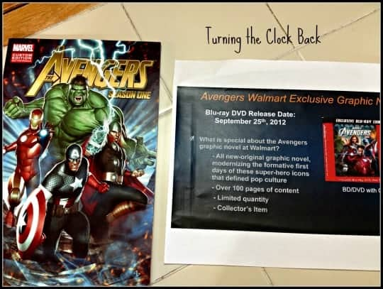 avengers graphic novel