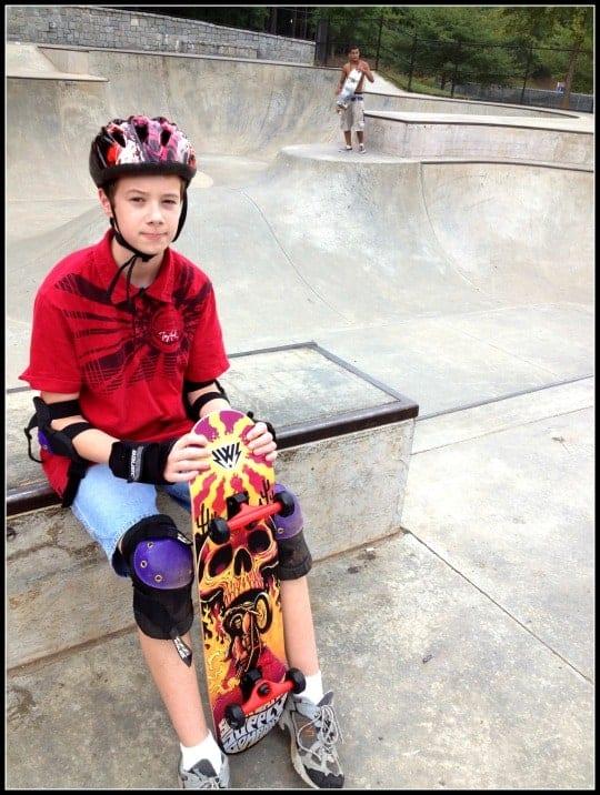 skateboard safety