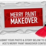Ace Hardware $50 Gift Card Give Away and the Merry Paint Makeover Contest!