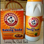 Creative uses for Arm and Hammer Baking Soda!