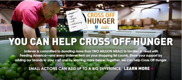 cross off hunger image