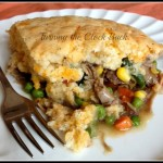 Turkey Pot Pie Recipe with McCormick Gravy and a Giveaway!  #McCormickGravy #spon