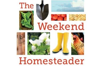 Book Review and #Giveaway: The Weekend Homesteader