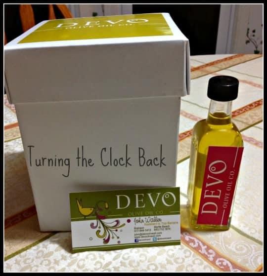devo olive oil