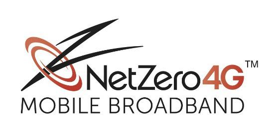 netzero 4G logo