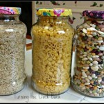 Reusing Glass Jars