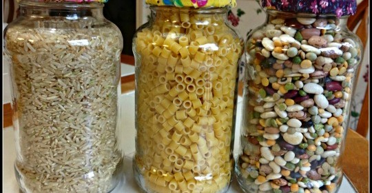 Creative Ways for Reusing Glass Jars #SCJgreenerchoices