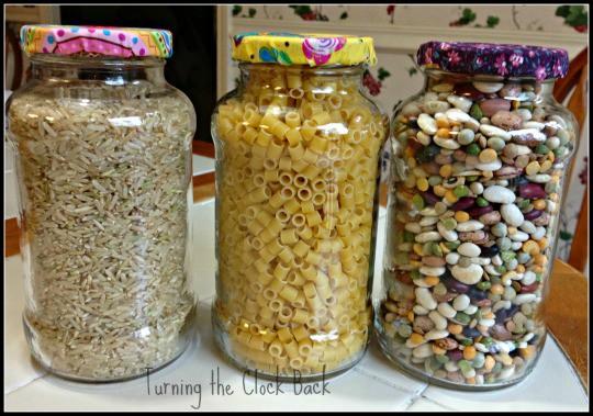 creative ways to reuse glass jars
