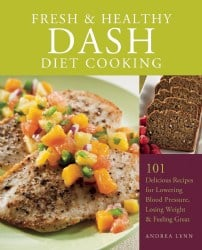 healthy eating dash diet cookbook