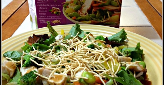 Lean Cuisine Salad Additions Make Healthy Eating Easy #BYOL #Cbias
