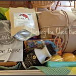 Organic Gift Basket from Eli Zabar for the Holidays
